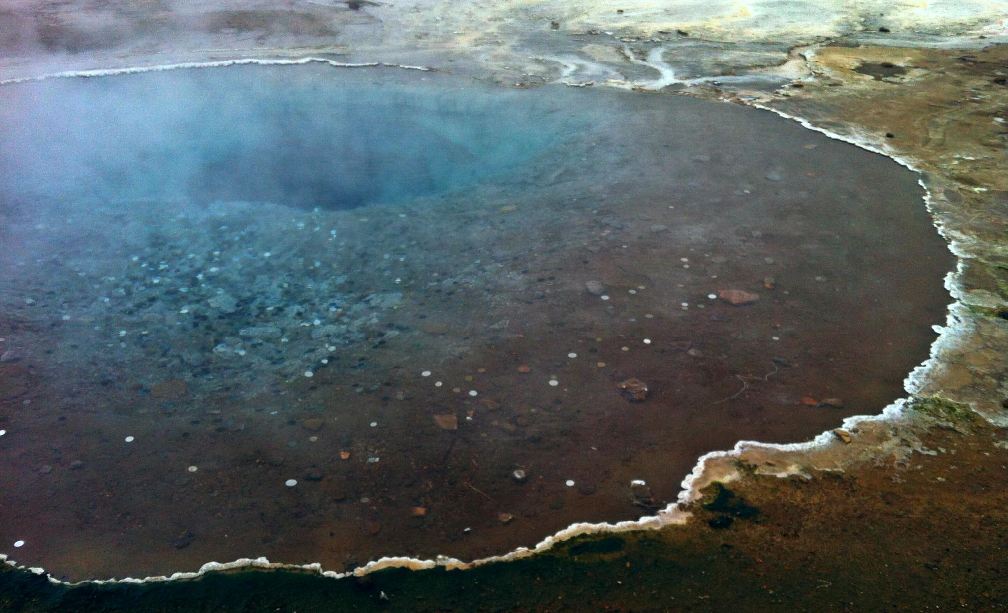 Geysir na Islandii - przewodnik