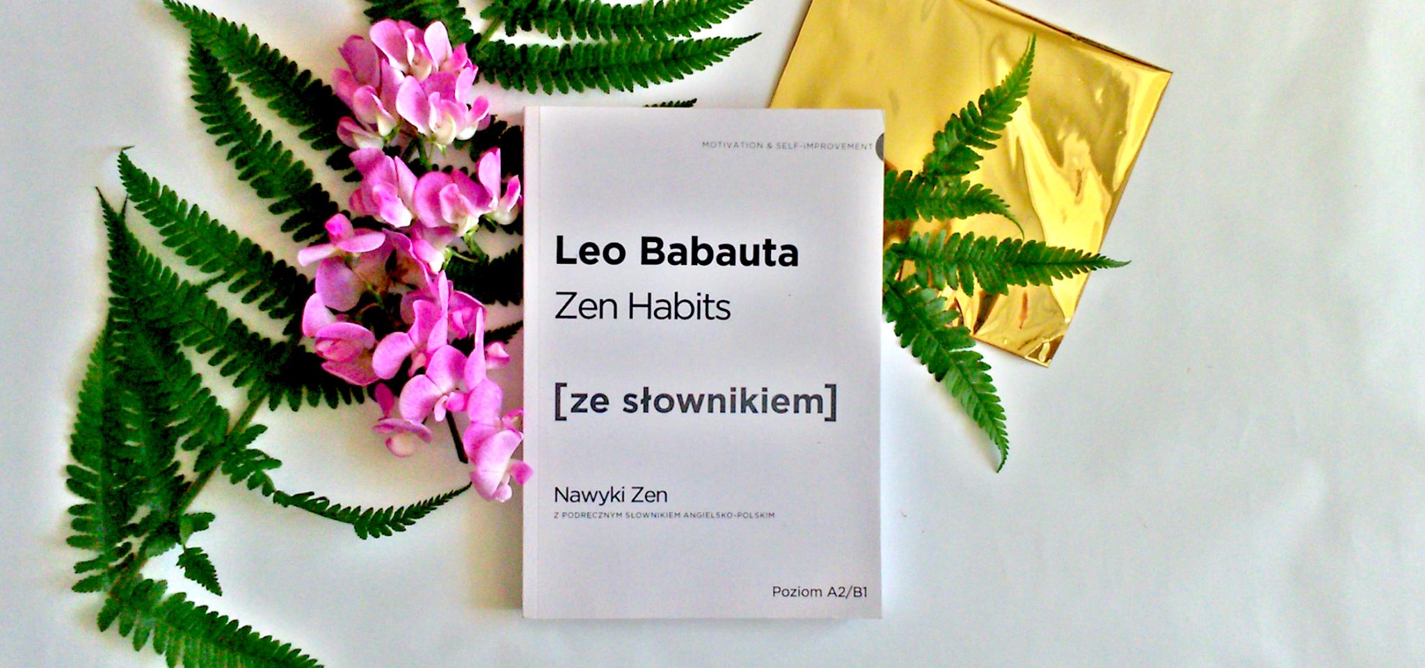 pani swojego czasu zen habits